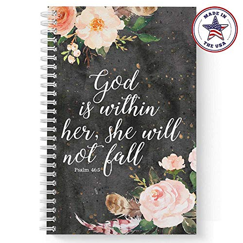 Softcover She Will Not Fall 5.5