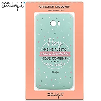 carcasa mr wonderful huawei