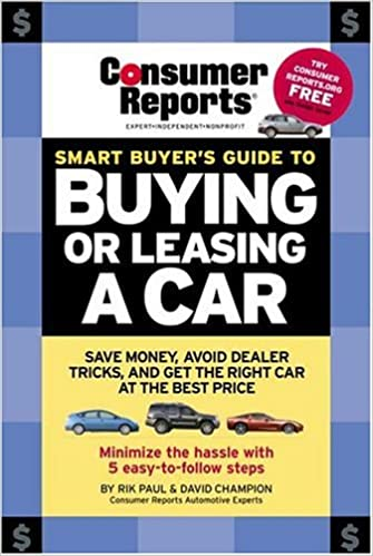 Read Smart Buyer's Guide to Buying or Leasing A Car (Consumer Reports Smart Buyer's Guide to Buying or Leasing a Car) PDF, azw (Kindle), ePub, doc, mobi