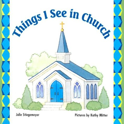 Download Things I See in Church PDF