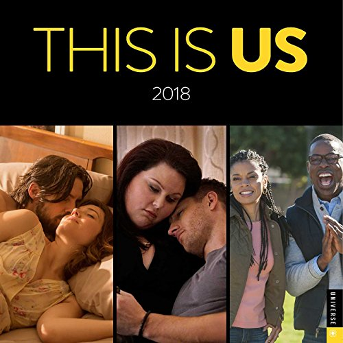 This Is Us 2018 Wall Calendar
