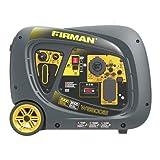 Firman W03082 Whisper Series Generator, Black