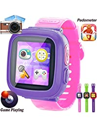 Kids Game Smart Watches [AR Pro Edition] for Boys Girls...