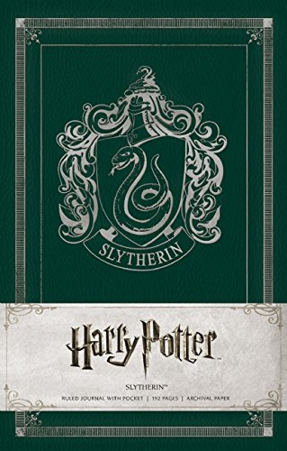 Harry Potter Slytherin Hardcover Journal – HPB
