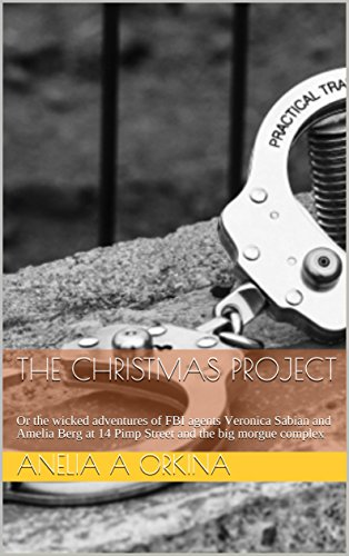 The Christmas project: Or the wicked adventures of FBI agents Veronica Sabian and Amelia Berg at 14 Pimp Street and the big morgue complex