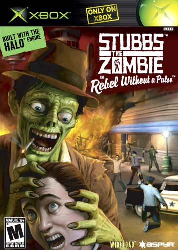 Stubbs The Zombie in Rebel Without a Pulse - Xbox]()