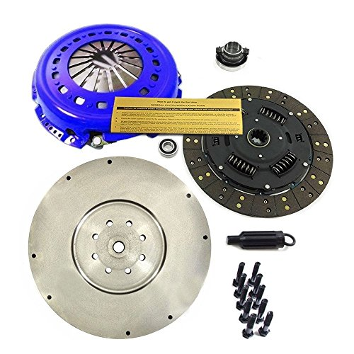 EFT STAGE 1 POWER CLUTCH KIT+FLYWHEEL for DODGE RAM 2500 3500 5.9L 6.7L CUMMINS