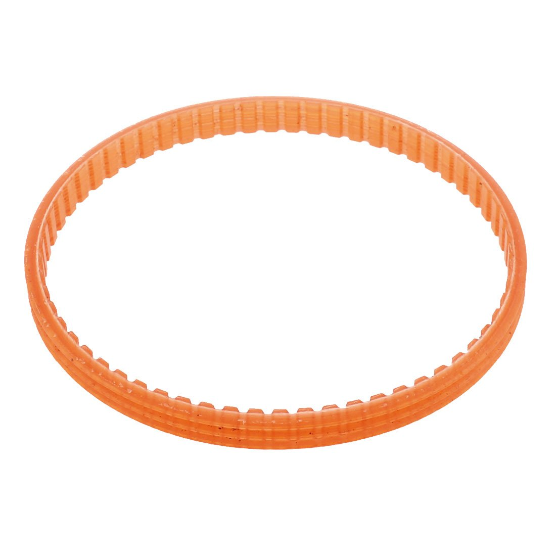 sourcingmap/® 4mm Pitch 62T 235mm Girth 7mm Width Single Sided PU Timing Pulley Belt