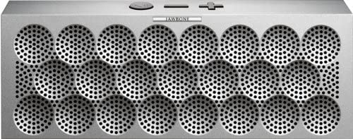 MINI JAMBOX by Jawbone Wireless Bluetooth Speaker - Silver Dot - Retail  Packaging (Discontinued by Manufacturer)