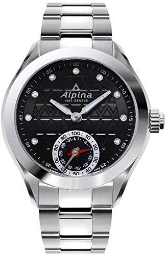 Alpina Geneve Horological Smartwatch AL-285BTD3C6B Wristwatch for women smart watch