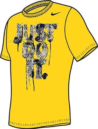 600ba98b969e Nike Just Do It Men s T-Shirt Stencil