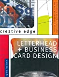Creative Edge Letterhead and Business Card Design, Lynn Haller, 1581801521