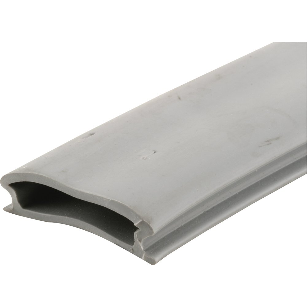 Prime-Line Products T 8700 Door Threshold Insert, 1-1/4-Inch X 3/8-Inch X 37-Inch, Gray