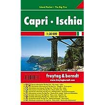 CAPRI, (Island of) FB Map 1:30K Pocket