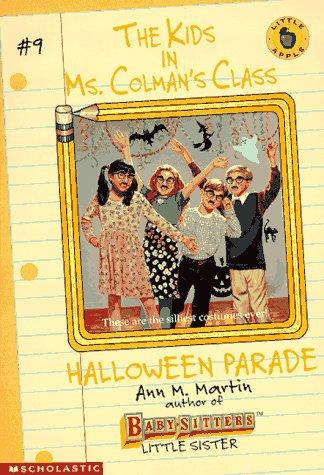 Halloween Parade (Kids in Ms. Colman's -