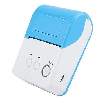 tonysa ZCS 05 58mm Portátil Mini Impresora Térmica Bluetooth ...