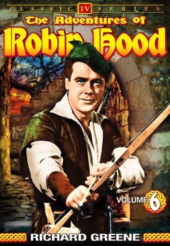 The Adventures of Robin Hood, Vol. 6 -