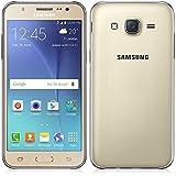 "Samsung Galaxy J5 16GB 5"" 13MP SIM-Free Smartphone in Gold"