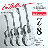 LaBella FG178 Classical Fractional Guitar - 7/8 Size