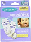 Health & Personal Care : Lansinoh Laboratories Breastmilk Storage Bags, 3 Count