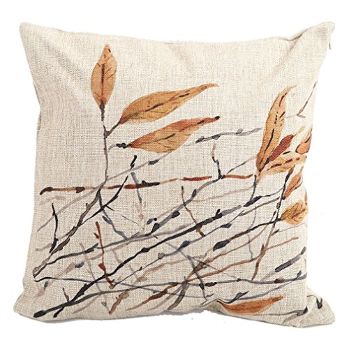 Pillow Onker Decorative Cushion Watercolor