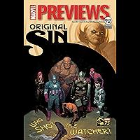 May 2014 Marvel Previews (English Edition)