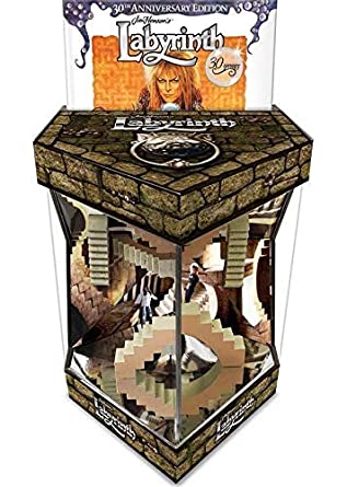 Dentro del laberinto / Labyrinth - 30th Anniversary Edition Giftset Blu-Ray: Amazon.es: David Bowie, Michael Hordern, John Bluthal, Jennifer Connelly, Toby Froud, Shelley Thompson, Christopher Malcolm, Natalie Finland, Shari Weiser, Brian Henson,