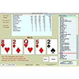 OPTIMUM VIDEO POKER, Advantage Play Trainer for All Windows 2000 and Later, and All Mac OS X 10.4 and Later