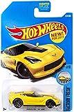 Hot Wheels 2017 Factory Fresh Corvette C7 Z06 128/365