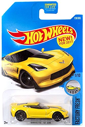 Expert choice for hot wheels yellow car