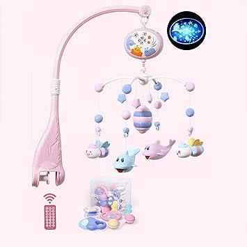 Amazon.com: AIBAB - Caja de música para cuna de bebé ...