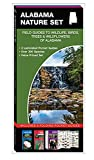 Alabama Nature Set: Field Guides to Wildlife, Birds, Trees & Wildflowers of Alabama (A Pocket Naturalist Guide)