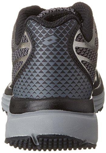 Lotto W Damen Niedrige Grau Sneakers Blk Gry AMF Fox Tit Ii Ride TTqrwR