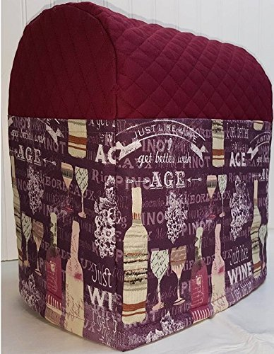 Purple Kitchenaid Lift Stand Burgundy