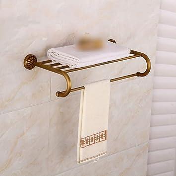 HH Toallero Perchero de Pared toallero toallero de baño ...