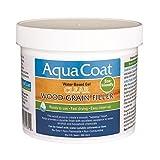 Aqua Coat Clear Wood Grain Filler Qt