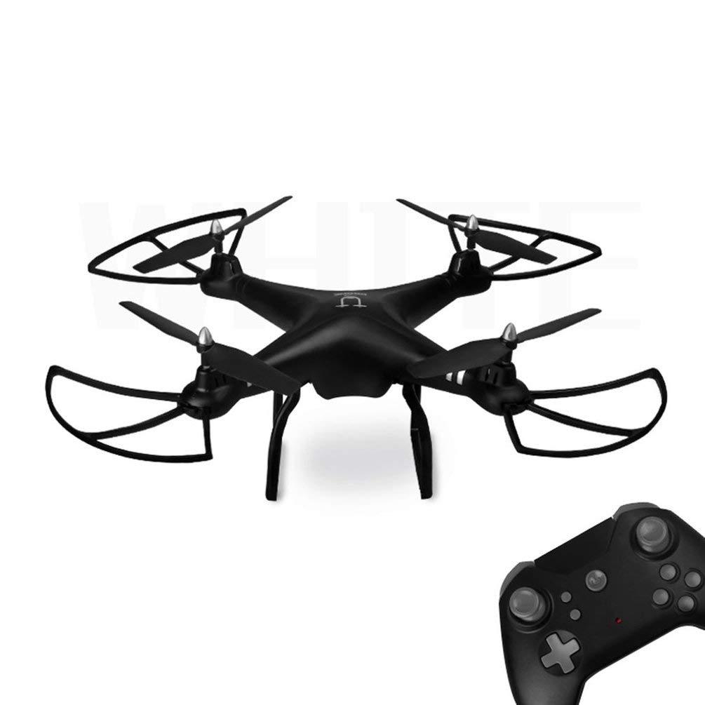 Oyamihin 69608 2,4 G RC Selfie Smart Drohne FPV Quadcopter-Flugzeuge mit 0.3MP HD-Kamera Echtzeit-Höhenstand-Headless-Modus 3D-Flip - Schwarz