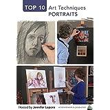 Top 10 Art Techniques - Portraits