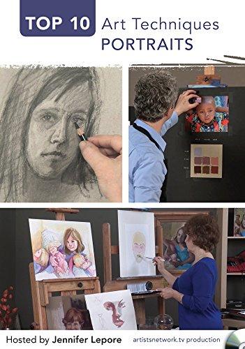 (Top 10 Art Techniques - Portraits)