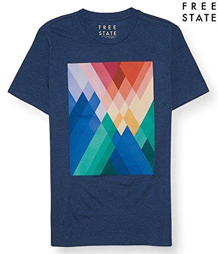aeropostale-mens-free-state-geometric-mountains-graphic-t-shirt-m-midnight-blue