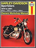 Harley Davidson Sportsters 1970 to 2001