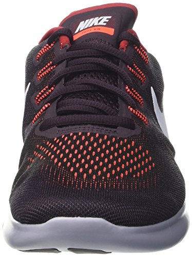 Free Shoe Men's Running tough Red RN Black Hydrogen Blue NIKE nxHvWwH