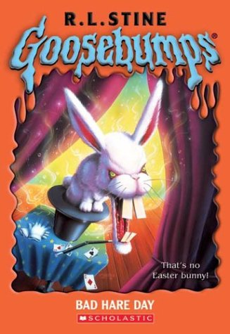 Bad Hare Day by R.L. Stine