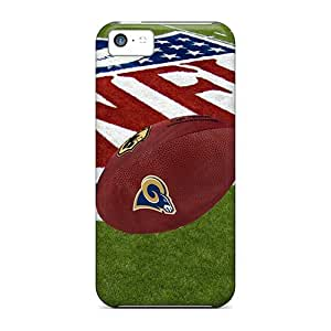 MMZ DIY PHONE CASEiphone 5/5s Nmj7962VldN Custom High-definition St. Louis Rams Image Scratch Resistant Cell-phone Hard Covers -JacquieWasylnuk