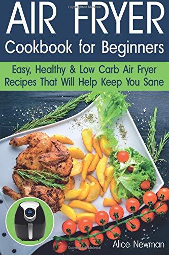 Air Fryer Cookbook for