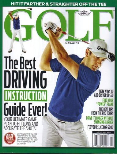 Golf, the Best Driving Instruction Guide Ever pdf