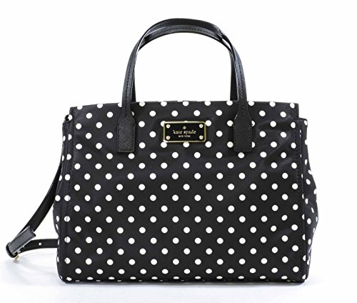Kate Spade New York Blake Avenue Small Loden Convertible Tote,Diamond Dot by Kate Spade New York