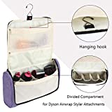 Teamoy Travel Storage Bag Compatible with Dyson