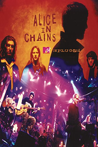 Alice in Chains: Unplugged (Live Performance) (Alice And Chains Unplugged)