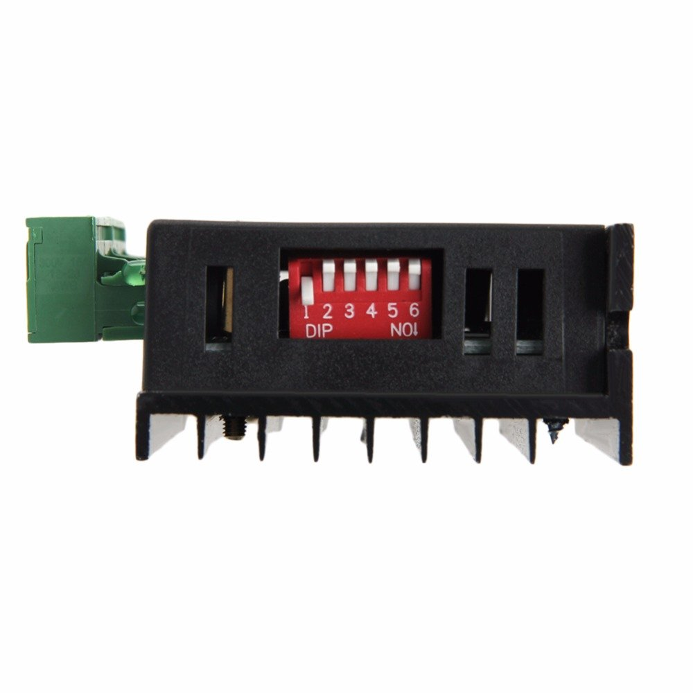 POYING DC 9~40V TB6600 Single Axis 4A Stepper Motor Driver Controller Micro-Step CNC 2018